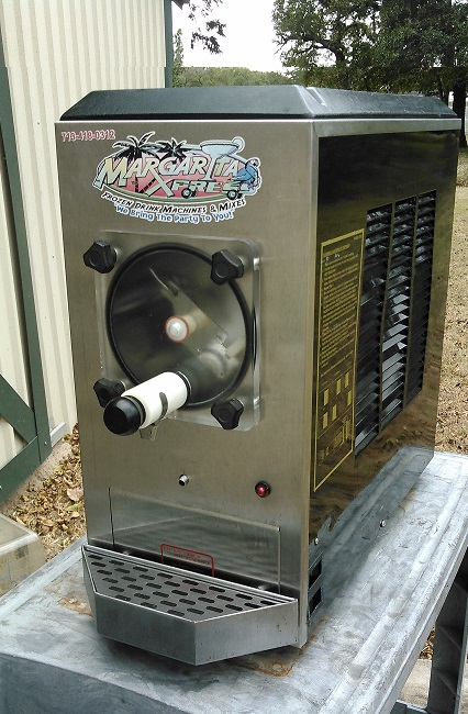 Used Refurbished Margarita Machines Slush Frozen Drink