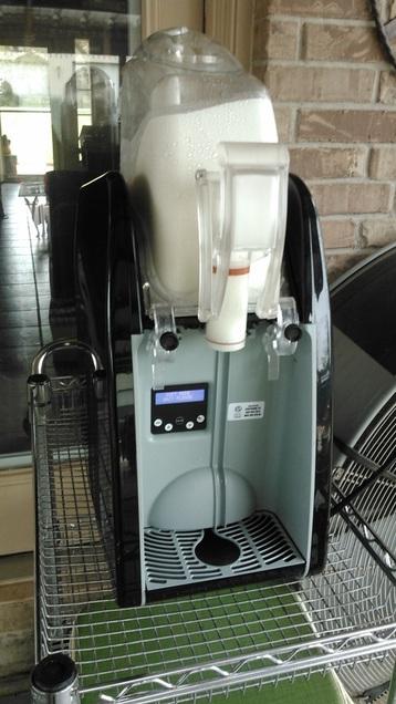 Used Refurbished Margarita Machines Slush Frozen Drink